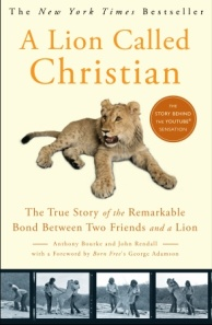 A Lion Called Christian - US paperback 2010