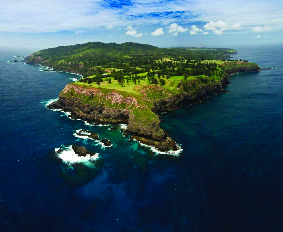 Norfolk Island History Of Settlement