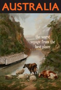 The worst journey from the best place by Anne Zahalka