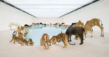 Heritage by Cai Guo-Qiang, 2013