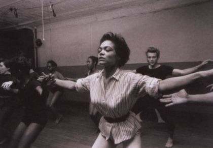 Eartha Kitt & James Dean